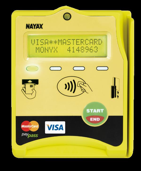 Nayax Cashless Kit