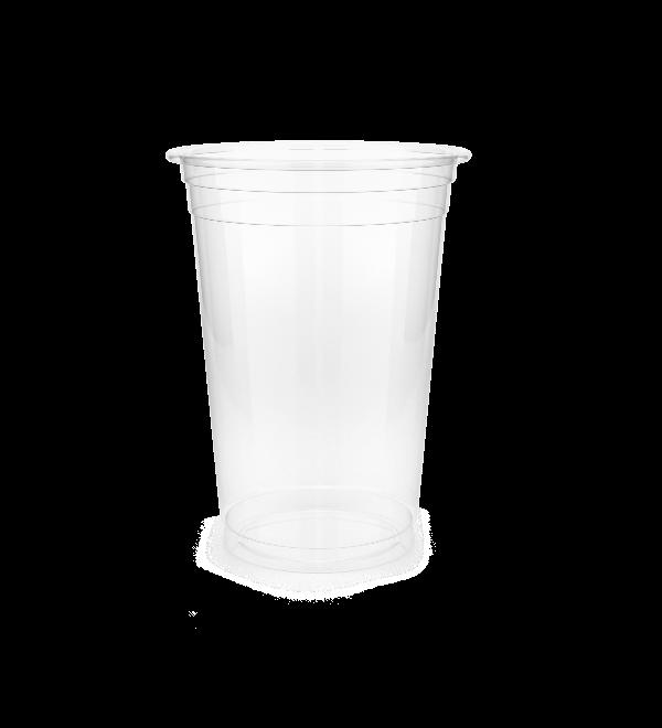 Gobelets de Plastique Translucide 180 ml (Carton de 3 000 Unités)