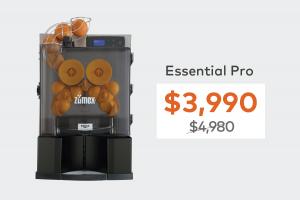 Essential Pro $3,990