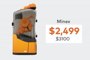 Minex juicer $2,499